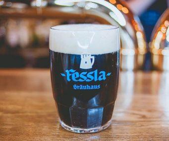 Кружка пива богемское